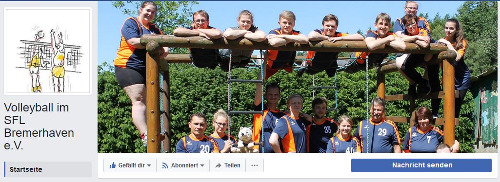 SFL Facebook Volleyball